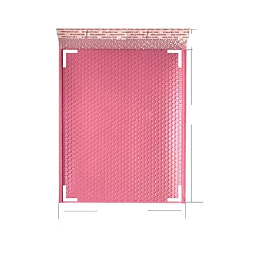 50/Lot Foam Bags Self Seal Padded Shipping With Mailing Bag Shipping Packages Bag Pink-C,China