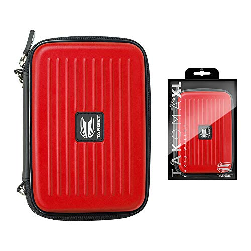 Target Darts XL Darts Wallet Takoma Red Cartera Dart, Rojo