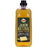 Lagarto Jabon Natural Liquido Lagarto - 1070 gr - paquete de 12 unidades