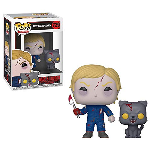 Funko POP and Buddy: Pet Sematary - Undead Gage and Church