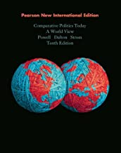 Comparative Politics Today:A World View Pearson New International Edition, plus MyPoliSciKit without eText