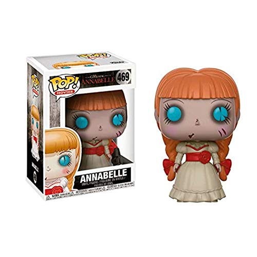 Lotoy Funko Pop Movie : Annabelle 3.75inch Vinyl Gift for Science Movie Fans Model