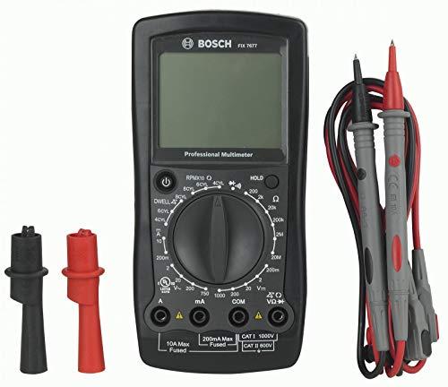 Bosch (FIX 7677 Professional Multimeter,Black,Medium