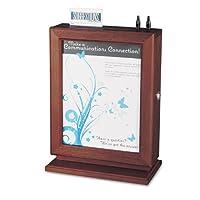 saf4236mh–Safcoカスタマイズ可能な木製提案ボックス