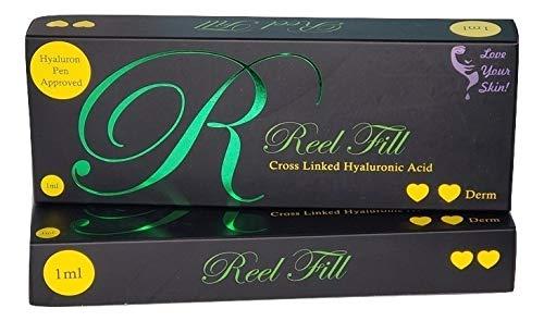Reel Fill Hyaluronic Acid, 1 ml FOR HYALURON PEN (20 mg) Derm