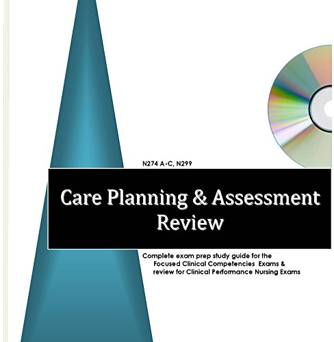N274 Care Plan Assessment Review For Focused Assessment Clincal Performance Exams Exam Study Guide