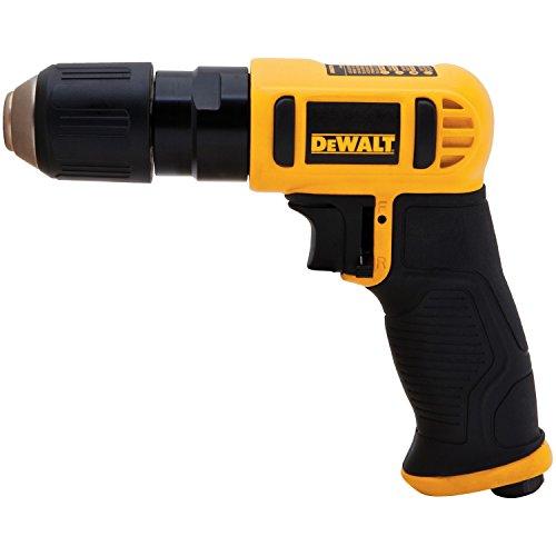 DEWALT Drill, Pneumatic, Reversible, 3/8-Inch (DWMT70786L)