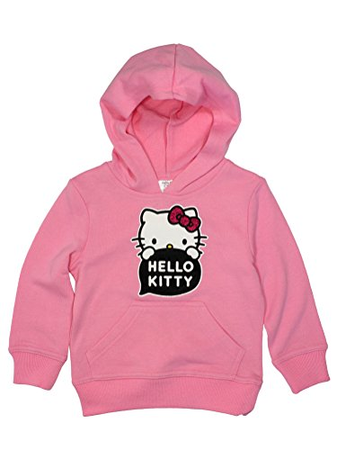 Hello Kitty Official Girls Hoodies 8Years Pink