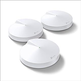 TP-LInk Deco M9 Plus AC2200 Smart Home Mesh Wi-Fi System Deco M9 Plus (3-Pack)