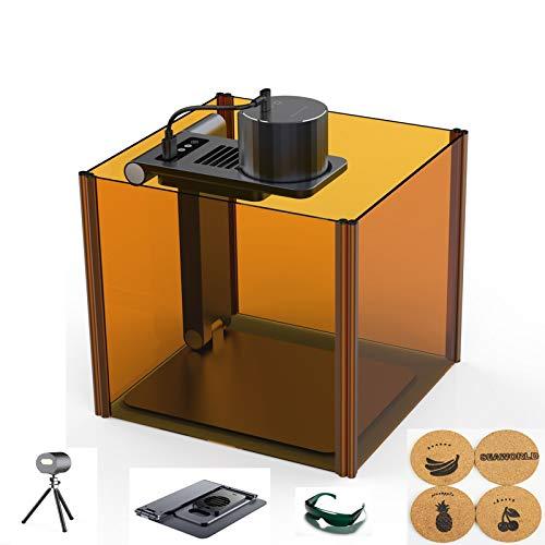 レーザー彫刻機 Laserpecker pro 小型レーザー刻印機 家庭用 DIY道具 コンパクト 軽量 加工機 初心者 プレゼント 刻印 レーザーカッター 高性能高解像度 DIY道具 加工機 無線Bluetooth/iOS/Android/USB接続用