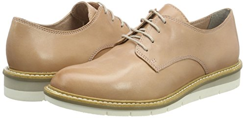Tamaris Damen Oxfords, Pink - 3