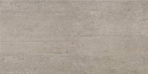 fliesenmax Feinsteinzeug Bodenfliese Ascot Busker charcoal 30x60cm Betonoptik