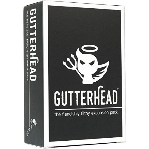 Gutterhead - The Fiendishly Filthy Expansion Pack [Trink- & Partyspiel für Erwachsene]