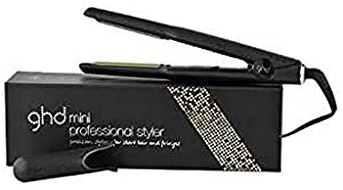 ghd Professional Mini Styler Piastra per capelli, Nero/Oro