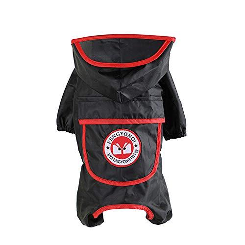 Pet raincoat Gabardina para Perros Impermeable para Mascotas, Ropa para Perros, Ropa para Mascotas