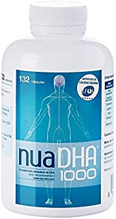 NUA BIOLOGICAL DHA1000  132 CAPS