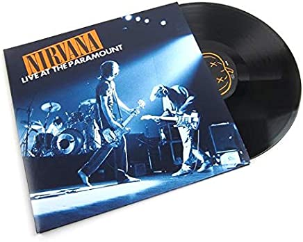 Nirvana: Live At The Paramount (180g) Vinyl 2LP