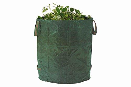 Florabest® Gartenabfallsack XL 272 Liter Fassungsvermögen - besonders reißfest