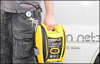 PowerPlus Kompressor POWX1705 - 9