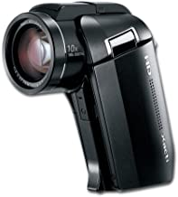 Sanyo Xacti HD1000 4MP MPEG4 High Definition 1080i Camcorder with 10x Optical Zoom (Discontinued by Manufacturer)