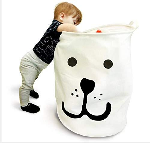 cesto de ropa sucia para bebe marca PUBAMALL