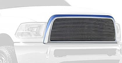 T-Rex Grilles 20451 Horizontal Aluminum Polished Finish Billet Grille Insert for Dodge Ram Pickup 2500 3500