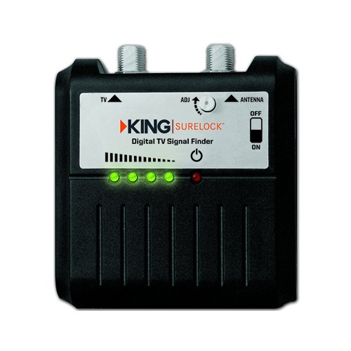 KING SL1000 SureLock Digital TV Signal Finder