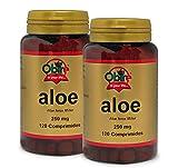 Aloe 250 mg. 120 comprimidos (Pack 2 unid.)