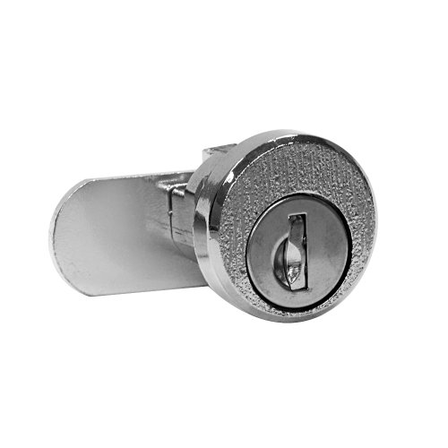 Standard Lock, Vertical Mailbox, 2 Keys