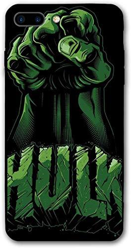 iPhone 8 Plus Case/iPhone 7 Plus Case The Hulk Printed Case for iPhone 8 Plus/7 Plus New Year 2021