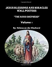 """Jesus Blessings and Miracles Wall Posters """"The Good Shepherd'': Wall Posters"""
