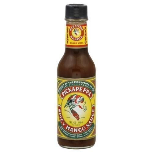 Pickapeppa, Sauce Mango Spicy, 5 FO (6 pack)