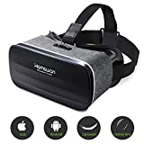 HAMSWAN 3D VR Brille für Handy, Video Movie Game Brille