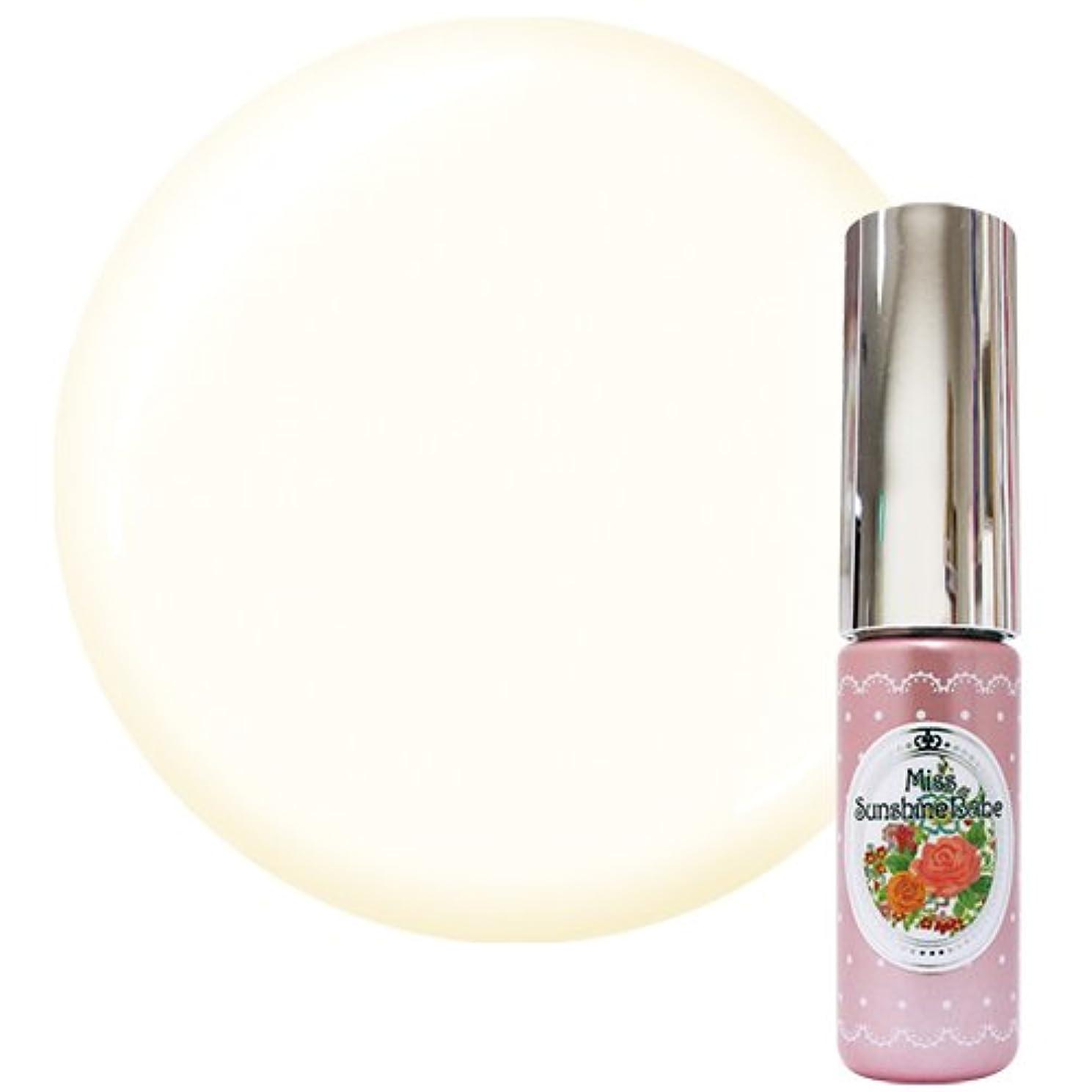 アリス清める乳Miss SunshineBabe ミス サンシャインベビー カラージェル MC-30 5g ココナッツティー UV/LED対応