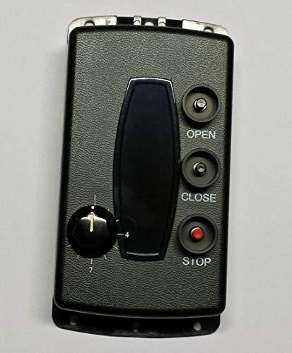 639T Allstar 9-Channel Commercial Door Control - Open/Close/Stop 107476 Linear