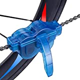 MMOBIEL Bike Chain Cleaning Tool Scrubber with Rotating Brushes Chain Gear Cleaner Bicycle Clean Too