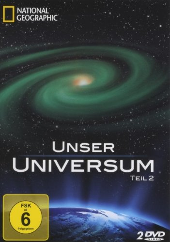National Geographic - Unser Universum, Teil 2 (2 DVDs)