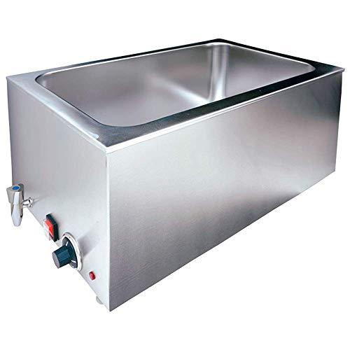 Baño María eléctrico industrial - Maquinaria Bar Hostelería