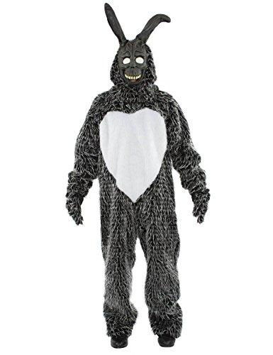 Orion Costumes Men's Darko Black Rabbit Horror Film Halloween Fancy Dress Costume
