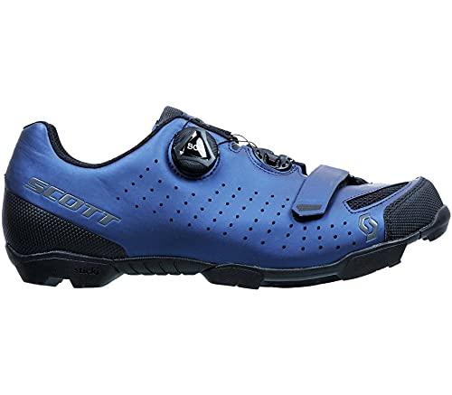 Scott MTB Comp Boa 2022 - Zapatillas de ciclismo, color azul metalizado, talla 42