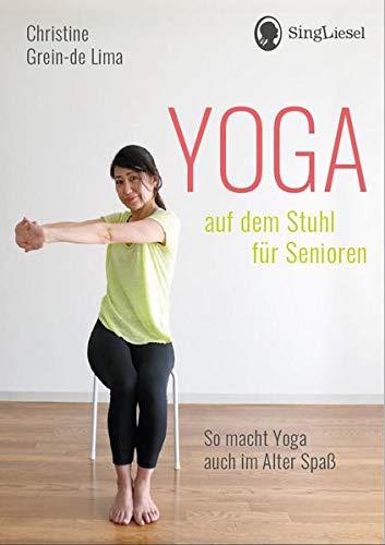 Yoga auf dem Stuhl für Senioren