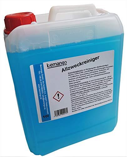 Allzweckreiniger alkalisch fettlösend fresh blue 10 Liter Kanister