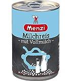 Milchreis mit Vollmilch von MENZI, 400g