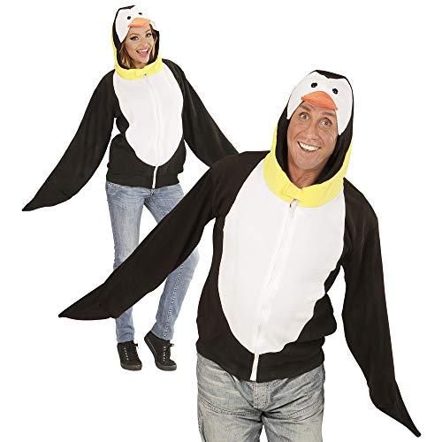Widmann - Kapuzenjacke Pinguin für Erwachsene