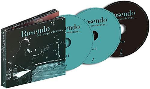 Rosendo - Mi Tiempo Señorías…(2CD+DVD)
