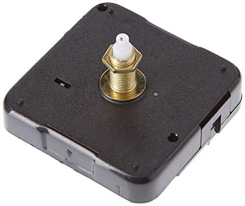 Artemio 14001495 Mécanisme Horloge à pile, Plastique, Multicolore, 5,5 x 3,8 x 5,5 cm