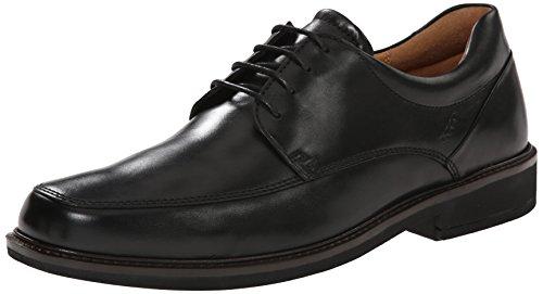 ECCO Men's Holton Apron Toe Oxford, Black, 44 EU/10-10.5 M US