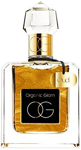 The Organic Pharmacy Glam Eau De Parfum, Oud Limited Edition 100ml