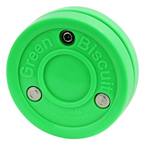 Green Biscuit Training Puck, 1 Puck
