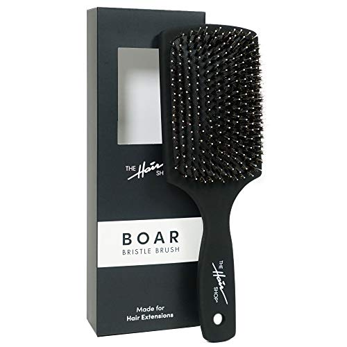 The Hair Shop Boar Bristle Brush